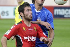 Un gol de Aleix  le devuelve la alegría al filial