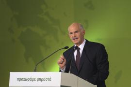 Papandréu descarta el adelanto electoral tras una ajustada victoria