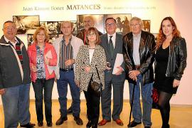 Joan Ramon Bonet expone su obra en la Galería Vanrell