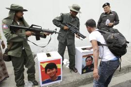 El régimen militar de Birmania escenifica la farsa electoral ante la apatía ciudadana