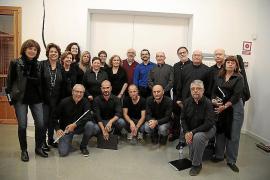 Homenaje a Toni Rotger en el Teatre Mar i Terra