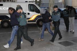 Detenidos en Málaga dos jefes de la banda que robaba coches de lujo en Mallorca