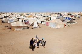 Cuatro muertos en la operación de desmantelamiento de un campamento saharaui en El Aaiún