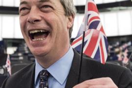 La Eurocámara reclama al UKIP medio millón usado fraudulentamente en la campaña del Brexit
