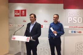 El PSIB critica la «injusticia arbitraria» de la gestora, que margina a Balears