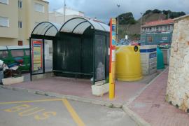 El Govern encarga 200 marquesinas para paradas de autobuses interurbanos