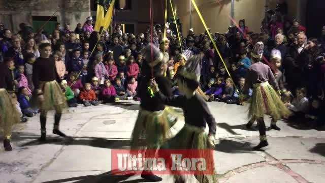 Los bailes de los Indis de Crist Rei invitan a la fiesta del barrio de Manacor