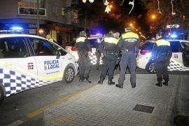 Detenidos dos proxenetas por amenazar a prostitutas 'rivales' en la Porta de Sant Antoni