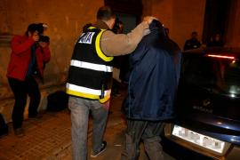 El detenido por el asesinato machista de Son Cotoner ingresa en prisión