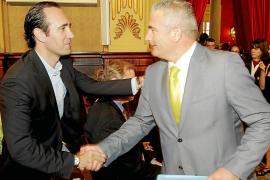 Bauzá lanzará puentes a Font para que se integre en las listas del PP