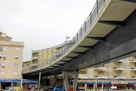 El equipo de gobierno destina 955.000 euros para la demolición del Pont des Riuet
