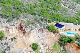 La Politècnica de Catalunya analizará los corrimientos de tierra en Costa de'n Blanes