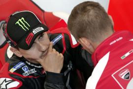 Jorge Lorenzo quiere a Stoner como director de equipo en Ducati