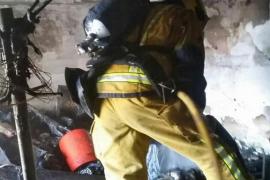 Sofocado un incendio en un ático de la calle Mateu Obrador de Palma
