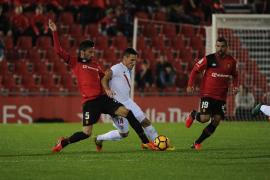 Una buena segunda mitad salva al Mallorca de la derrota ante el Sevilla Atlético