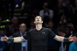 Murray vence a Raonic y alcanza su primera final del Masters de Londres