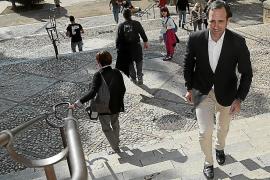 Bauzá se queda solo en su intento de hacerse con el control del PP balear