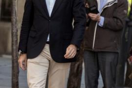 Bauzá le intentó robar la mochila, la merienda y los deberes a Jaume Martínez