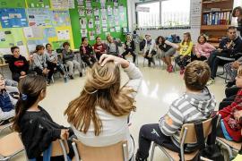 El círculo de la convivencia para zanjar los conflictos de las aulas