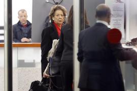 Rita Barberá declara ante el Tribunal Supremo por presunto blanqueo de capitales