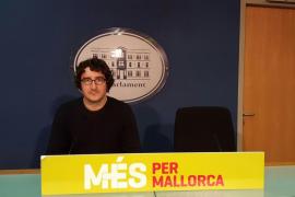 Reus (MÉS) cree que «sea quien sea el presidente del PP, será malo para Balears»