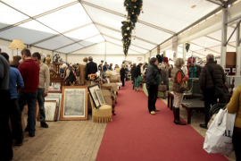 Es Refugi celebra su tradicional mercadillo de Navidad 2016
