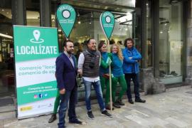 Actores recorren las principales calles de Palma para promocionar el comercio local