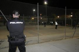 La Policía Nacional 'blindará' El Terreno para evitar la proliferación de actos delictivos