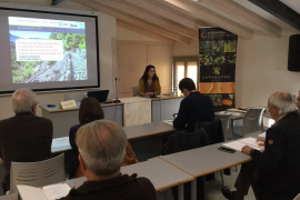 El Consell quiere implicar a los turistas alemanes en la conservación de la Serra de Tramuntana
