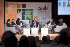 200 empresarios intervienen en el congreso de responsabilidad social de CAEB