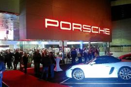 Porsche brilla en Mallorca