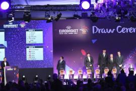 La selección española de baloncesto ya conoce a sus rivales para el Eurobasket