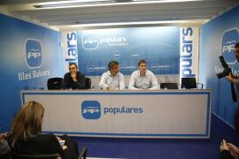Vidal pide al PP de Balears que «centre sus esfuerzos» en el congreso nacional