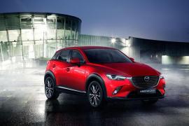 Mazda CX-3, una cuestión de estilo y comodidad