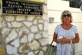 La residencia de Es Fortí quiere expulsar a la señora agredida con una hamaca
