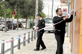 El autor del robo de 58.000 euros en un banco de Palma dice que estaba amenazado