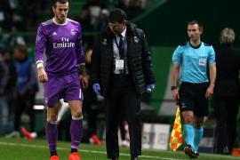 Gareth Bale será operado el próximo martes del tobillo derecho