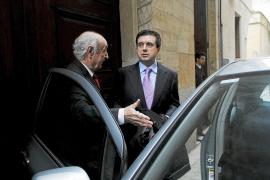 La defensa de Matas «no entiende» la estrategia del PP en el 'caso Palma Arena'