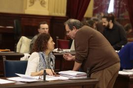 Morrás (Podemos) califica la Ley de Vivienda del Govern de insuficiente y muy mejorable