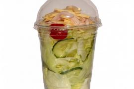 Riesgo de salmonela en las ensaladas envasadas