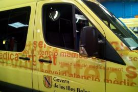 Fallece un anciano en Palma tras ser arrollado por un coche sin conductor