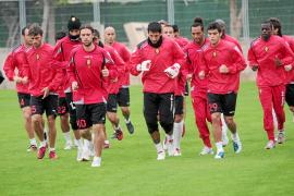 El Mallorca quiere apurar la primera copa del curso