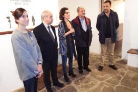 Can Prunera inaugura una muestra de esculturas de Patrícia Riveras