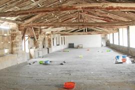 La restauración del tejado de las caputxines será conservacionista