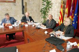 El IRL acuerda en Palma homenajear al músico catalán Pau Casals en la ONU