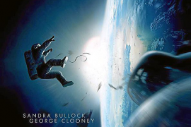 No se pierda... Gravity
