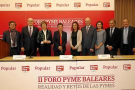 Popular apuesta por las pymes de Balears