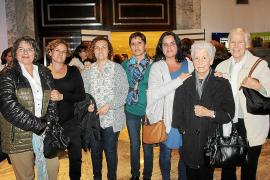Cena de clausura del congreso organizado por Amadiba