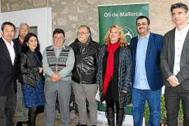 Nombramiento del Tafoner Major 2016-2017 de la DO Oli de Mallorca