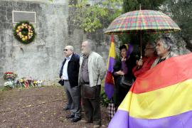El Govern elaborará un mapa de fosas de Mallorca y estudiará su exhumación